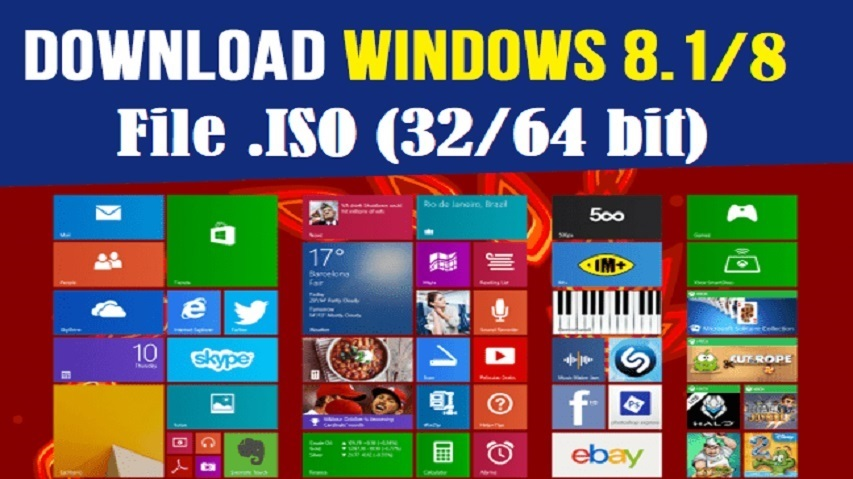 download windows 8 8 1 full
