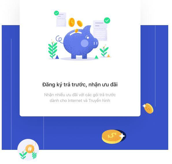 Thanh toán cước trực tuyến