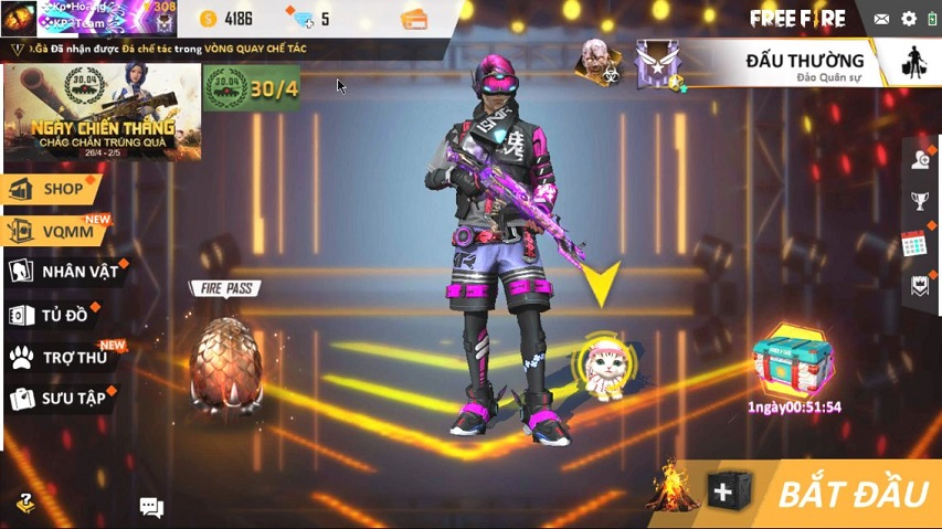 share acc free fire