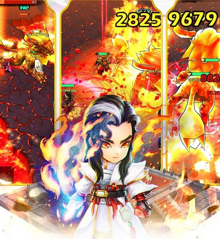 Luận Kiếm Mobile tặng giftcode tiếp lửa trước giờ G 1