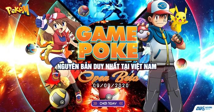 Tặng 300 giftcode game Poke M VTCGame 1
